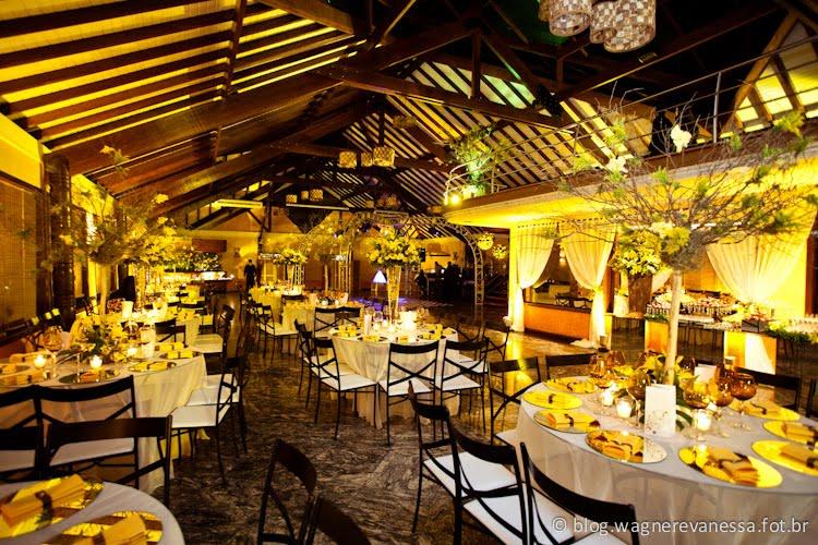 decoracao amarelo branco e preto:Casando em Brasília – DF: Decoração Preto e Amarelo
