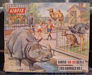 1966; [Civil] Zoo Animals Set No.1, S24 / 01724 / 017242HO/OO