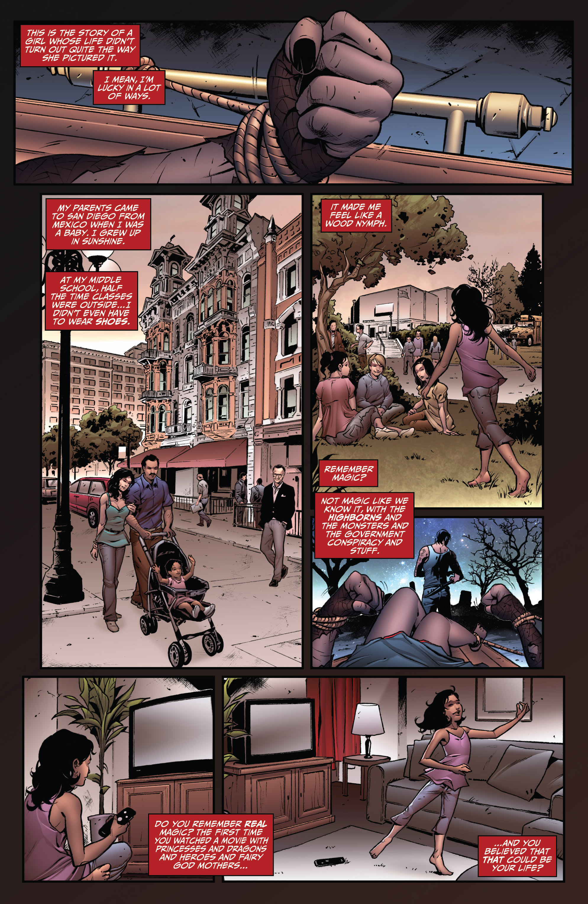 Grimm Fairy Tales (2005) Issue #114 #117 - English 4