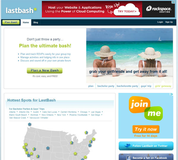 visit the LastBash website