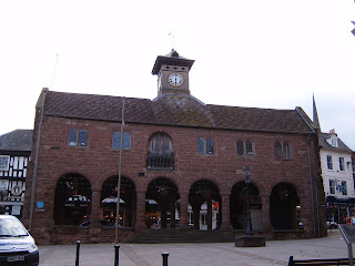 Ross-on-Wye's Market Hall