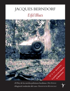 Eifel Blues - Portada