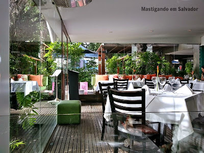 Oui Restaurant: Ambiente
