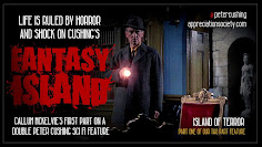 PETER CUSHING : SCI FI ON THE BIG SCREEN