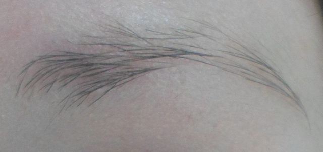 rapidbrow enhancing serum before