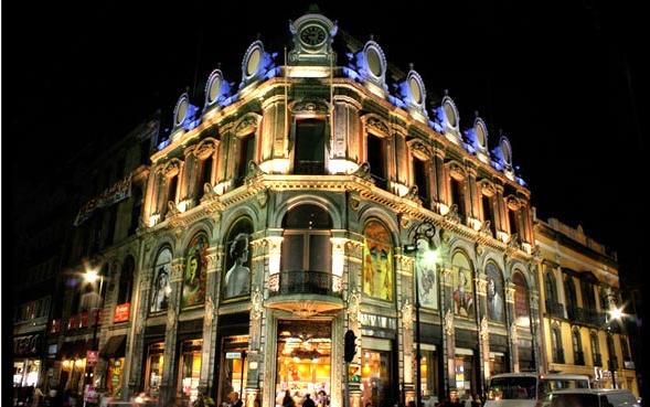 La Noche De Museos En El Centro Relatos Del Centro Historico