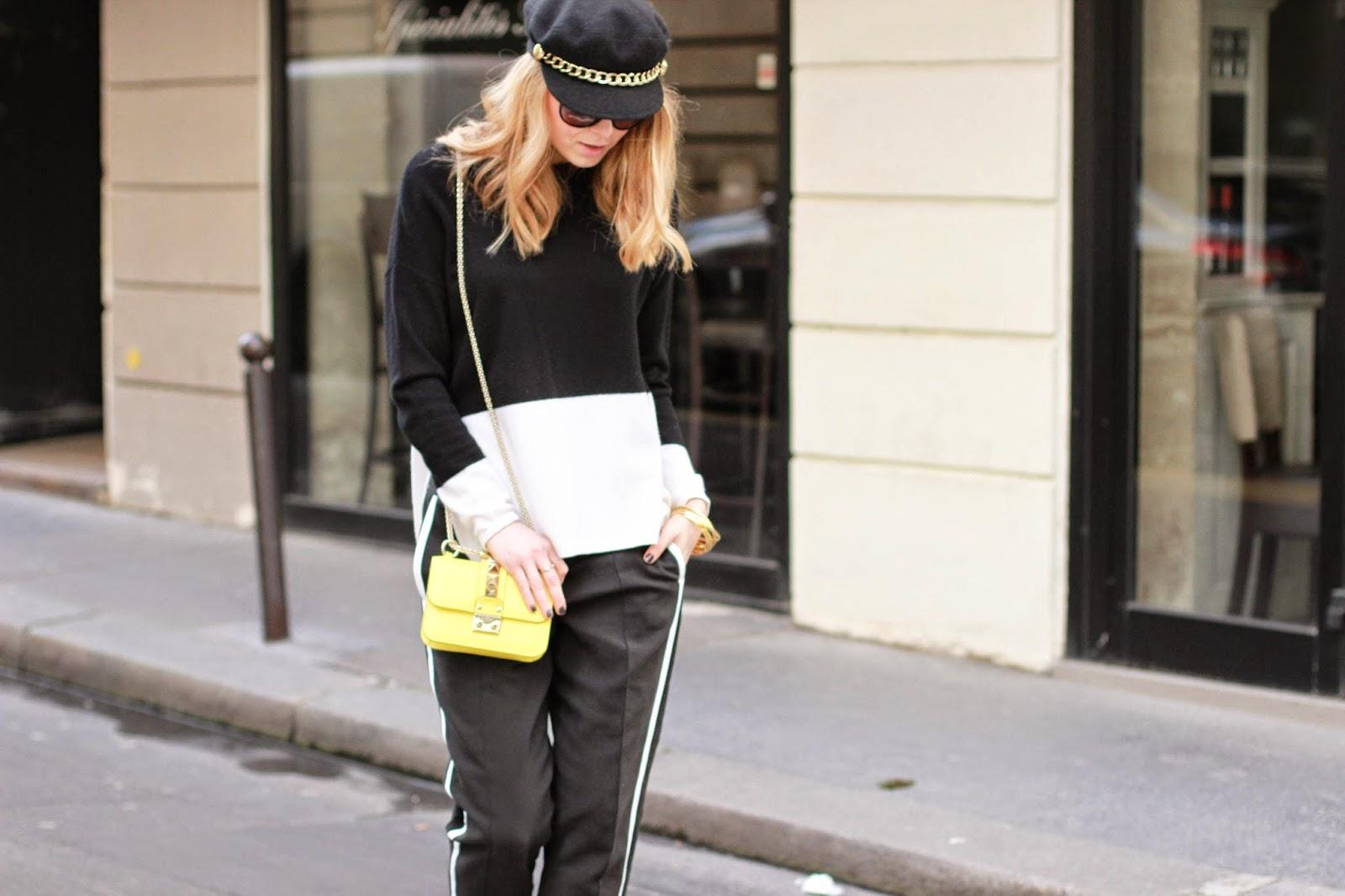 blogger bazaar, paris fashion week, karen millen, valentino, kerastase, eugenia kim, friends, streetstyle, fashion