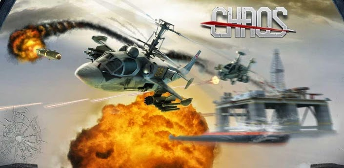 C.H.A.O.S Multiplayer Air War v6.1.8 APK+DATA