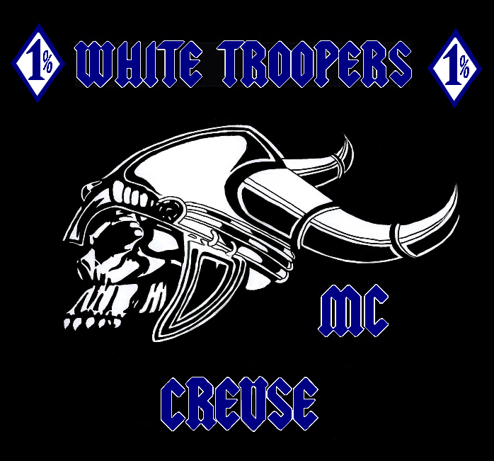 WHITE TROOPERS MC CREUSE