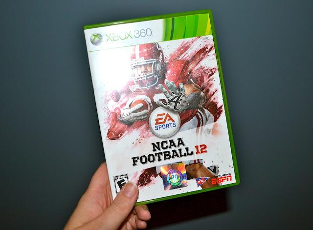 NCAA12 EA Sports