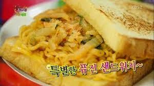 Sandwich Mie