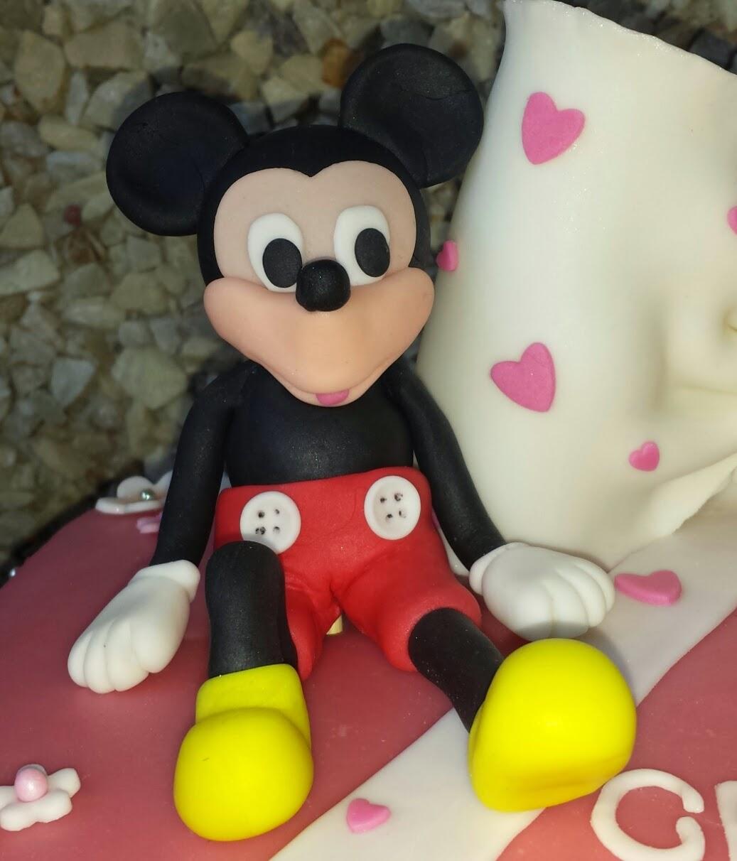 Musse och Mimmi tårta
