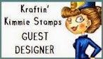 Guest DT Kraftin' Kimmie Stamps April and June 2014