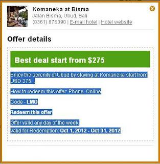 Komaneka At Bisma Ubud Hotel Discount