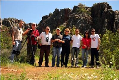 Blogtrip a Sierra Morena
