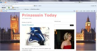 Prinzessin Today