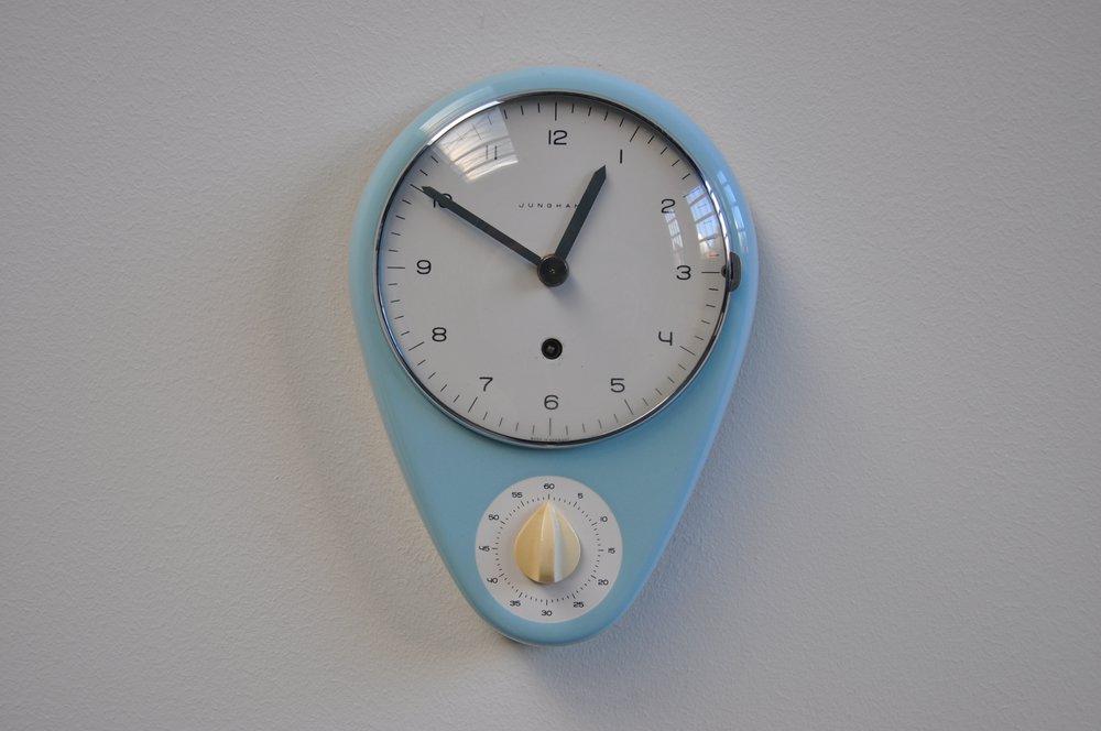 Excellent Were Needed Max Bill Junghans Kitchen Clock 1953 Download Free Architecture Designs Rallybritishbridgeorg