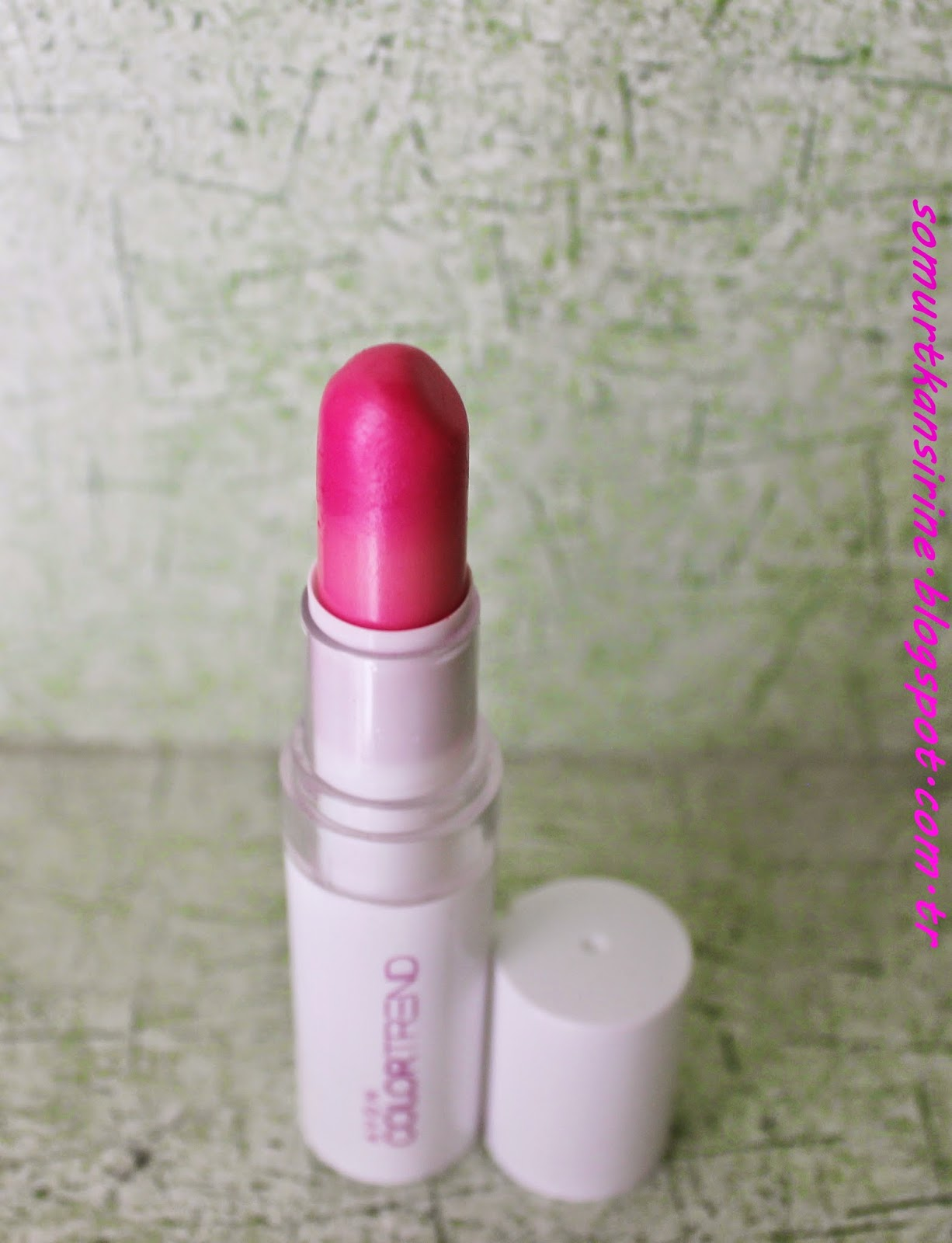 Avon Color Trend Doll Pink