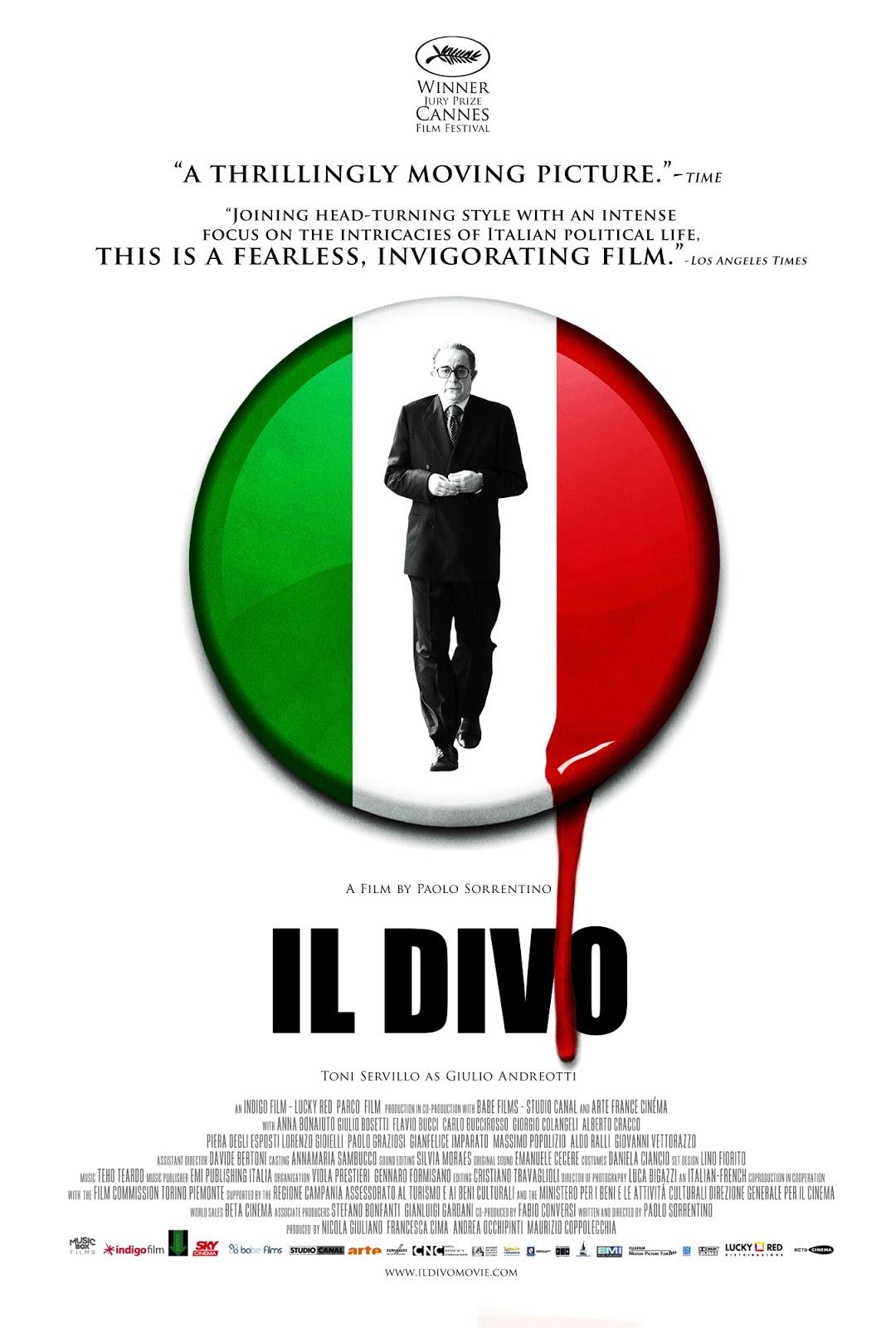 Only recensioni to play with il divo la spettacolare vita di giulio andreotti di paolo - Toop toop il divo ...