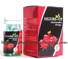 FIGURE UP-100% NATURAL SLIMMING PILL