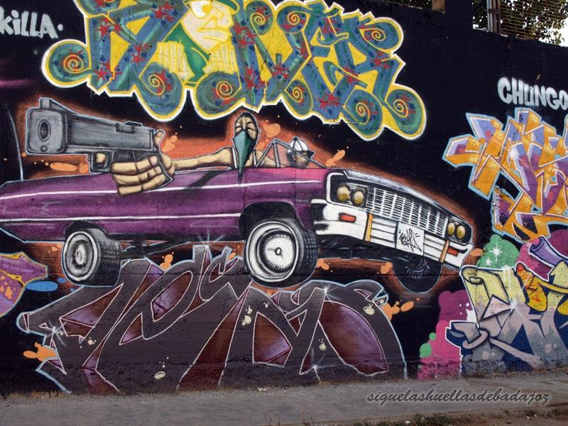 Imagenes de graffitis