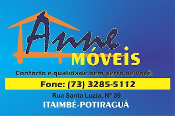 Anne Móveis - Móveis e eletrodomésticos em Itaimbé