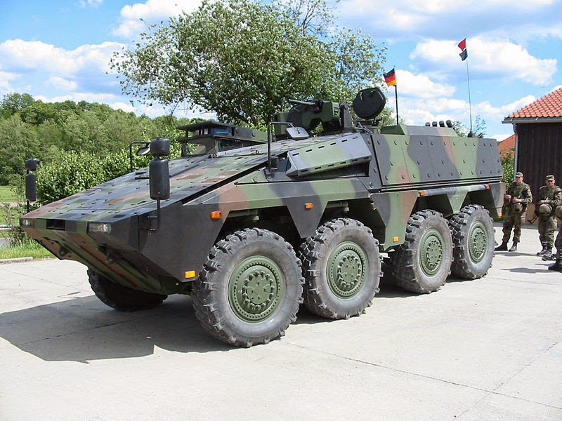 Boxer Armoured Fighting Vehicle