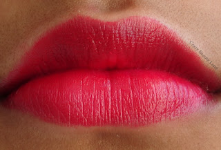 L'Oreal Paris Moist Matte Lipstick in LINCOLN ROSE R516 Review price swatches in India