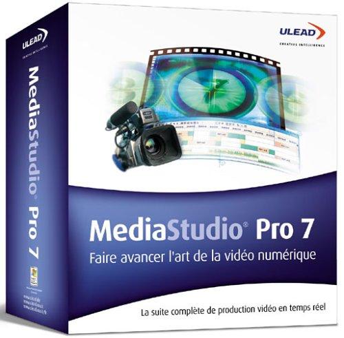 Ulead Media Studio Pro - скачать бесплатно Ulead Media Studio.