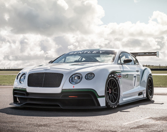 Bentley Continental GT3 Race Car unveiled | Bentley Continental GT3 Race Car specs  Bentley Continental GT3 Race Car video Bentley Continental GT3 Race Car was first shown at the 2012 Paris Motor Show last fall as a concept prototype, the Bentley Continental GT3