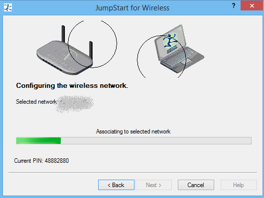 how to connect laptop to wifi using wps windows 10