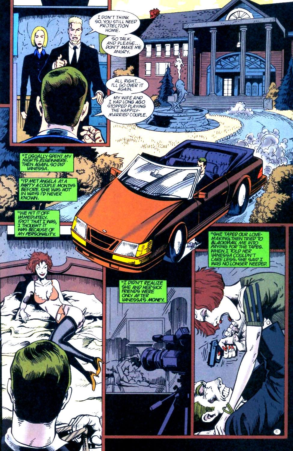 Deathstroke (1991) Issue #59 #64 - English 12