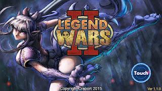 Legend Wars 2 Mod v1.4.8 Apk