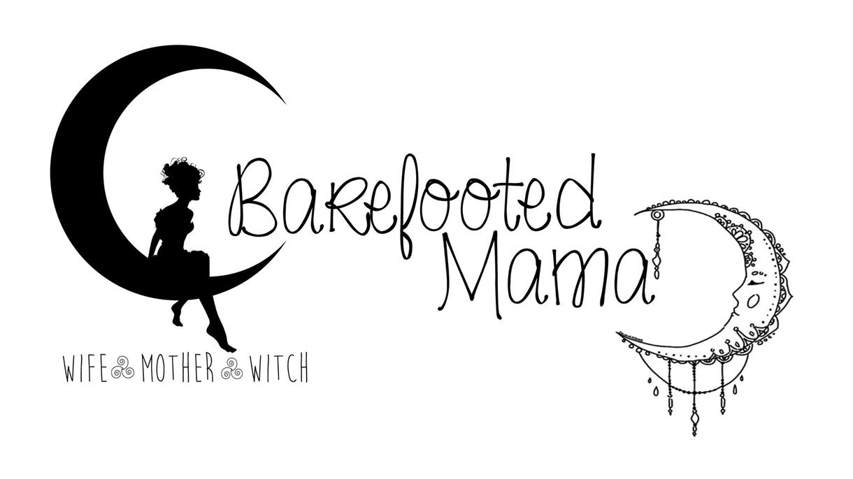 Barefooted Mama