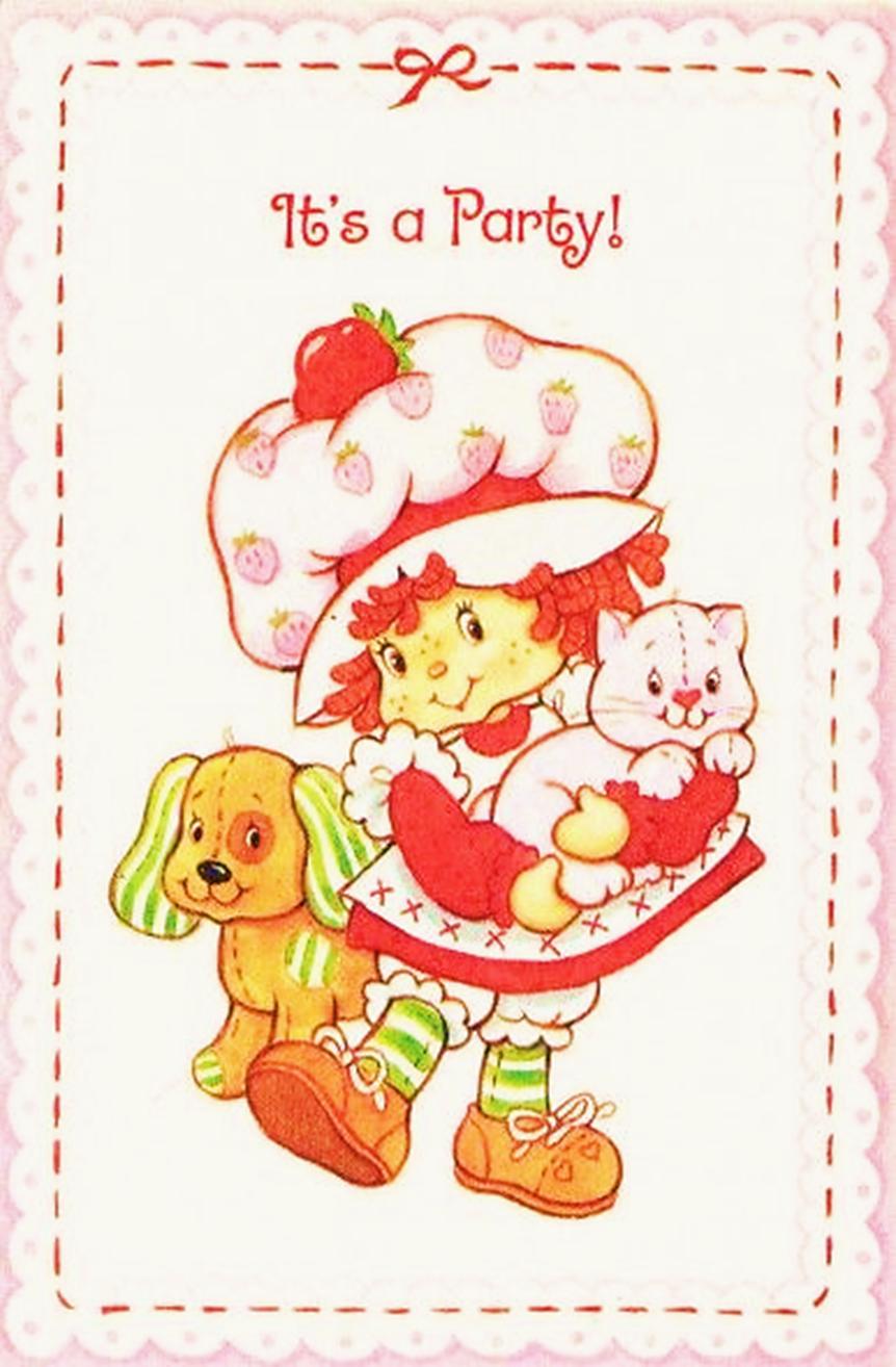 Frutillita y sus mascotas