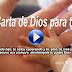 Carta de Dios - De: Dios Para: Ti