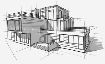 Outsource engineering services to india advantages of for Architecture house drawing