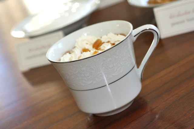 Why not mix up your standard hot chocolate ? Salted Caramel is one of ...