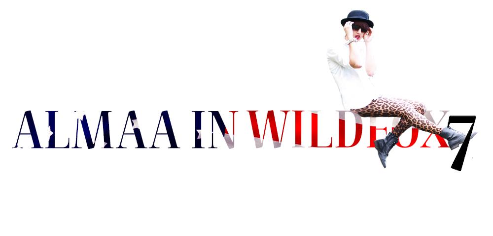 Almaa in Wildfox7 ♥