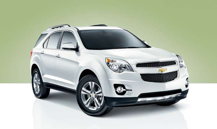 best autos models chevrolet equinox 2012. Black Bedroom Furniture Sets. Home Design Ideas