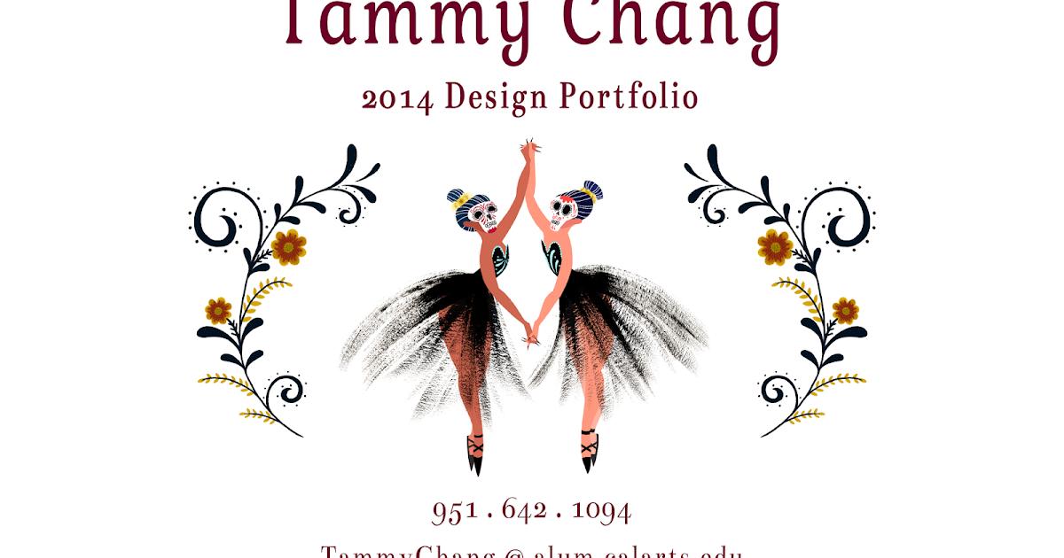 Calarts Character Design Portfolio : Tammy chang s design portfolio