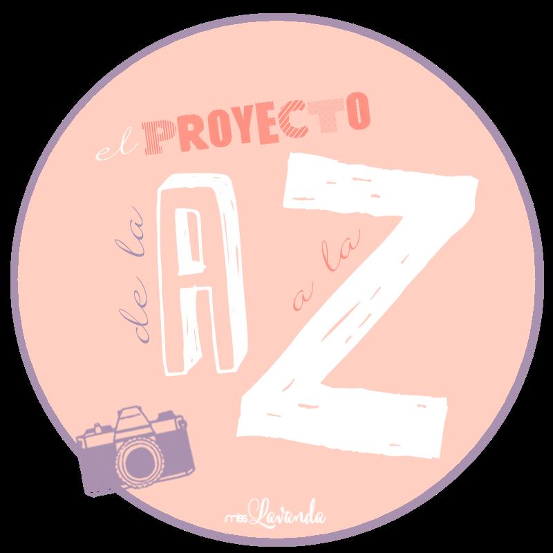 Apúntate al Proyecto de la A a la Z de miss Lavanda