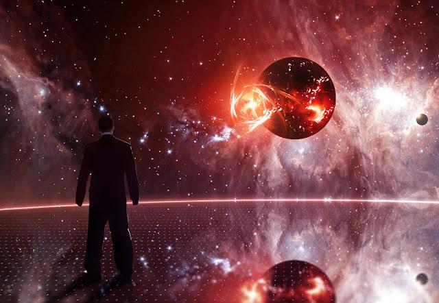 universo y hombre