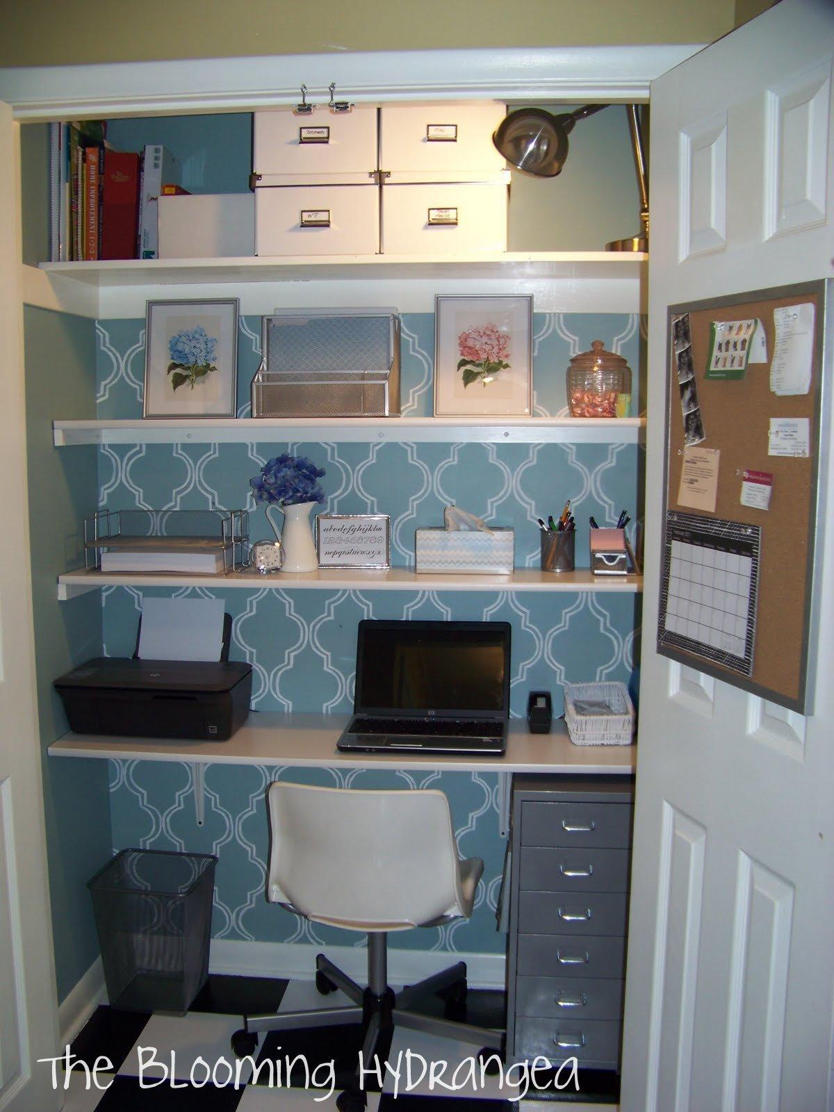 Roomspiration Closets & Nooks