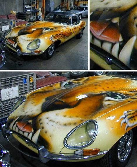 Amazing car painting job amazing stuffs for Automotive exterior design jobs