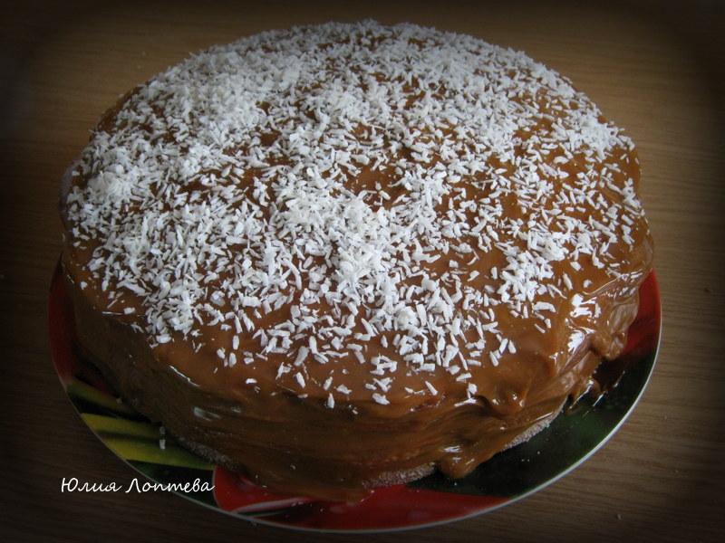 простой но вкусный торт рецепт