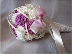Różane rożki .