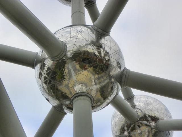 Atomium de Bruselas, el símbolo de Bélgica