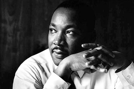 Martin Luther King Jr. CLICK for his biography.