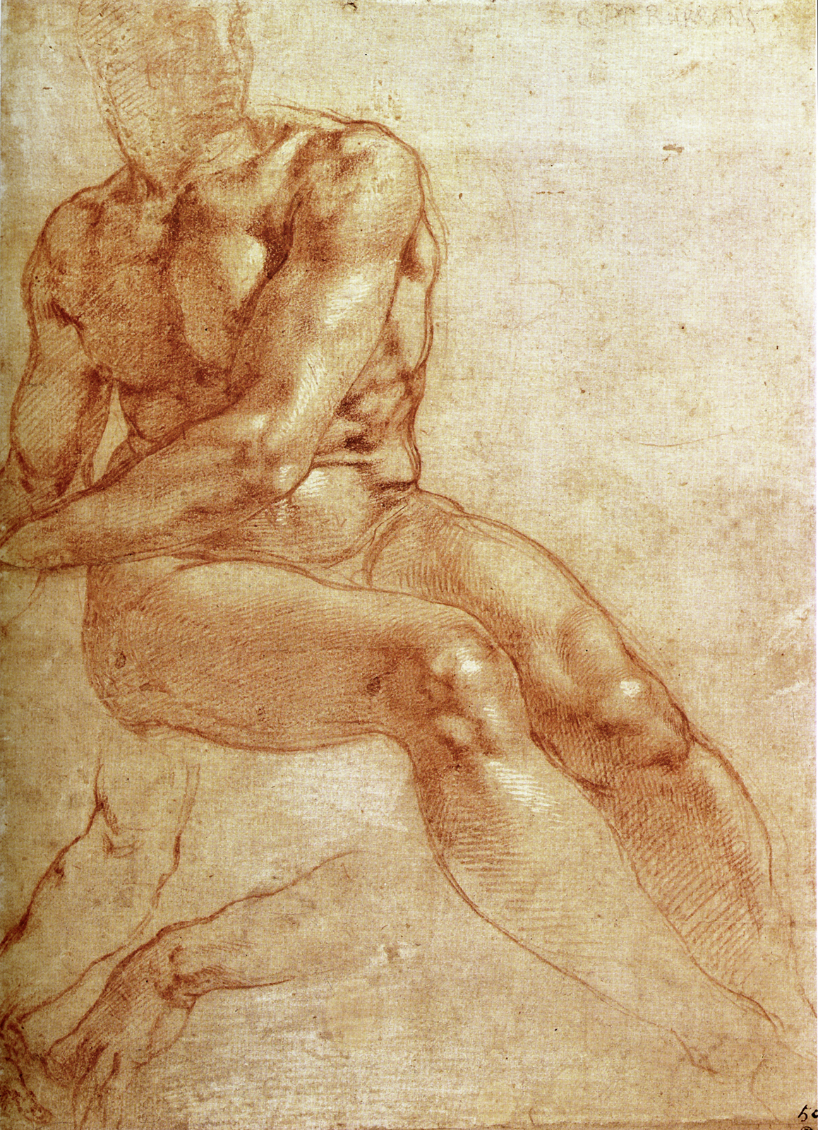 The Classical Pulse: Michelangelo: Figure Drawings, Part 1